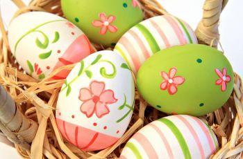 Wielkanocne pisanki, kraszanki, drapanki