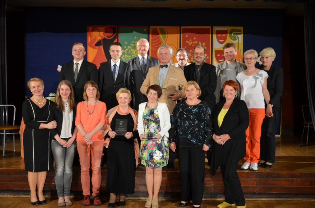 Nagrody w Dziedzinie Kultury Dzielnicy XI s