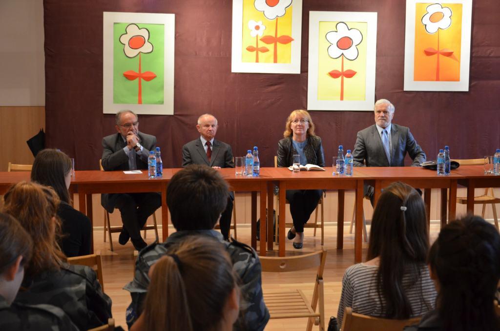 Panel Dyskusyjny 25 lat samorządu terytorialnego w Krakowie s