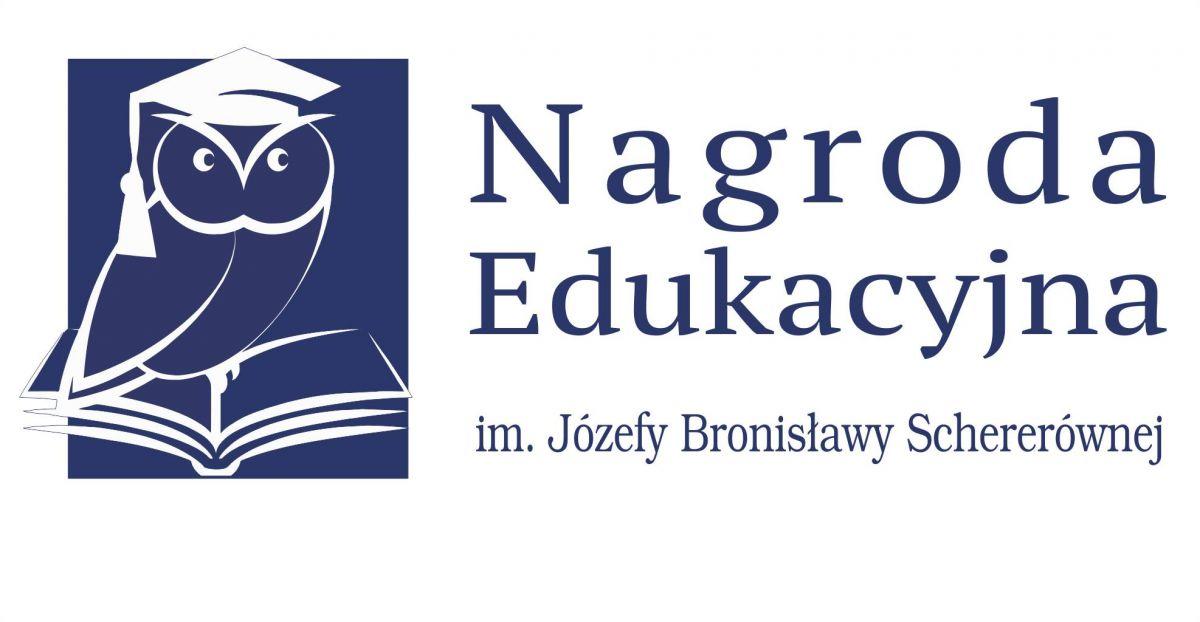 Nagroda Edukacyjna Józefy Bronisławy Schererównej  2020