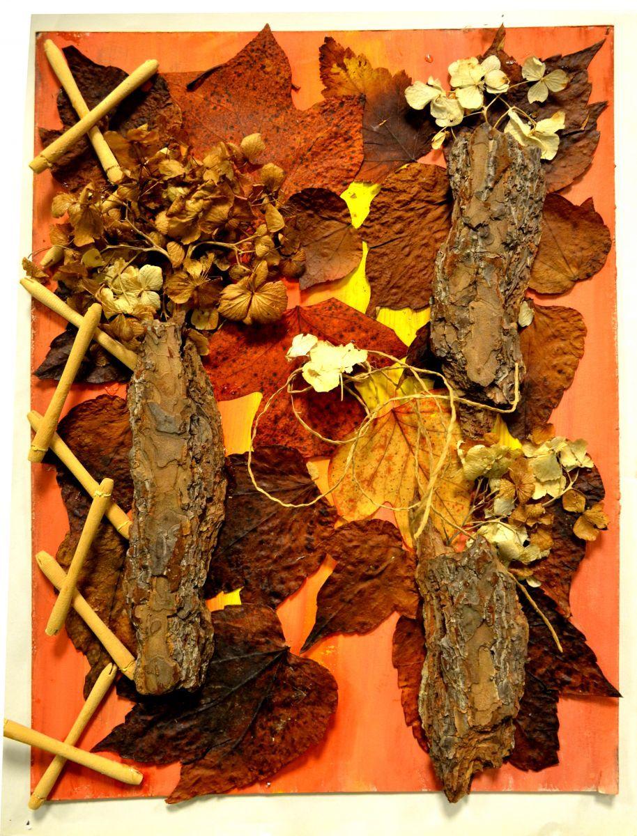 Jesienna galeria prac plastycznych