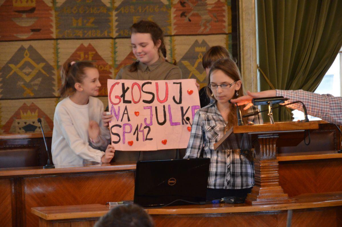 Uczeń Obywatel – konkurs prezentacji wyborczych