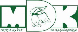 Logo MDK im.K.I.Gałczyńskiego