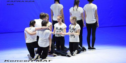 Koncert Młodej Akademii Tańca – 12.06.2018