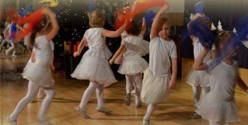 Zajęcia rytmiczne z elementami baletu – zapisy na rok 2018/2019