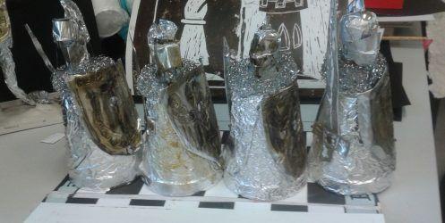 Sekcja plastyczna Lidii Muchy