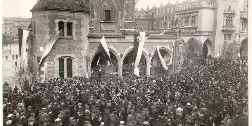 100 rocznica wyzwolenia Krakowa spod władzy zaborczej