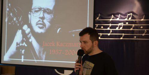 Jacek Kaczmarski. Obrazy historii
