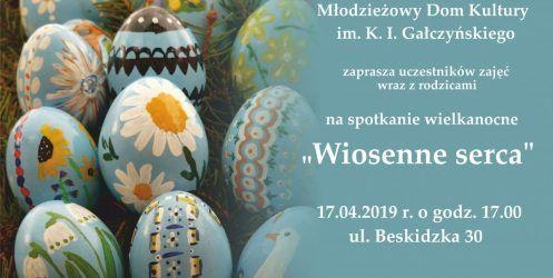 Wiosenne Serca – spotkanie wielkanocne