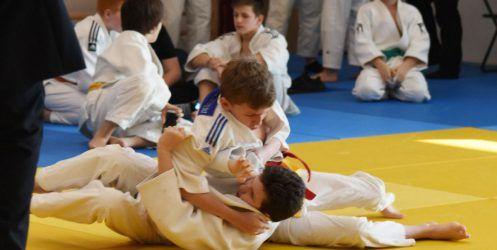 Zajęcia Judo beskidzka