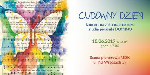 Cudowny Dzień – koncert