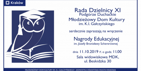 Nagroda Edukacyjna Dzielnicy XI