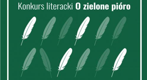O zielone pióro – konkurs literacki