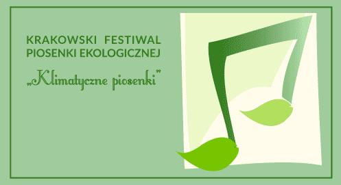 Klimatyczne piosenki – Krakowski Festiwal Piosenki Ekologicznej