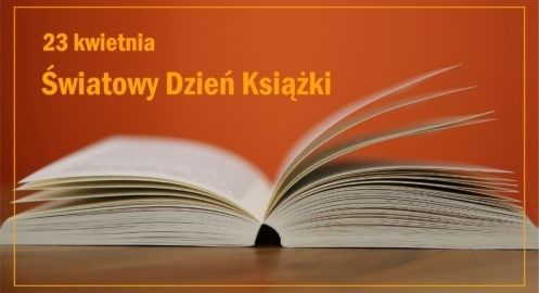 23 kwietnia – Światowy Dzień Książki
