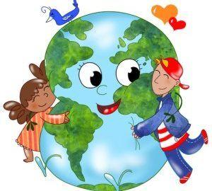 Dbamy o naszą planetę i segregujemy śmieci.