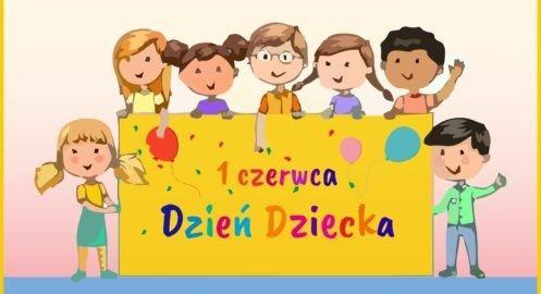 Dzień Dziecka – Wszystkiego najlepszego!