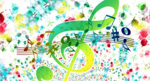 Marsz Radetzky-muzyka do rysowania.