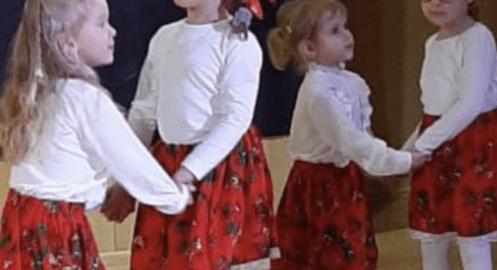 """Wyzwanie taneczne-""""W rytmie krakowiaka"""""""