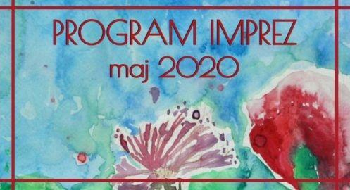 Program imprez maj
