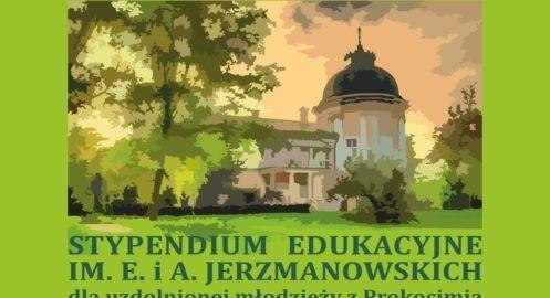 Stypendium Edukacyjne im. E. i A. Jerzmanowskich
