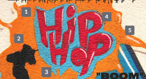Zadania dla grupy hip hop oraz dla chętnych z grup show dance