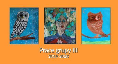 Art – Styl – Galeria prac grupy III 2020