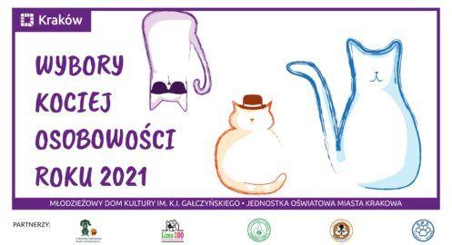 Wybory Kociej Osobowości Roku 2021 – wydłużony termin nadsyłania zgłoszeń