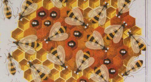 Wtorkowo – czwartkowe posty książkowe – Pszczoły