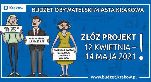 Budżet Obywatelski 2021 – Materiały informacyjne