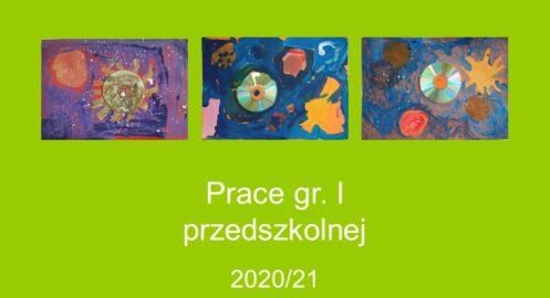 Prace grupa I – 2020/2021