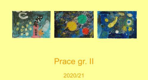 Prace grupa II – 2020/2021