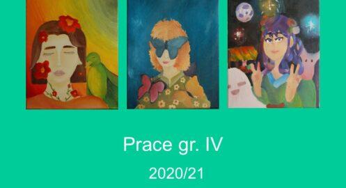 Prace grupa IV – 2020/2021